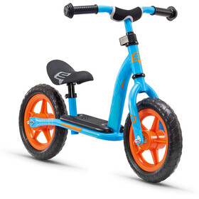 s'cool pedeX easy 10 Enfant, blue/orange matt